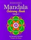 Everyone's Mandala Coloring Book Vol. 3