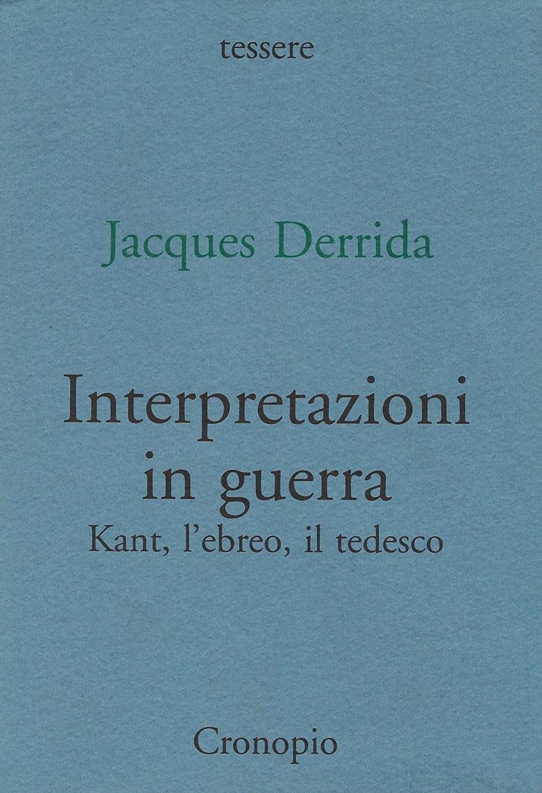 Interpretazioni in g...
