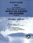 Physics for Scientists and Engineers Study Guide