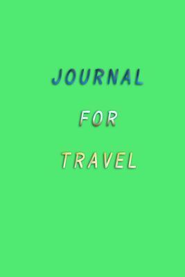 Journal for Travel