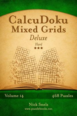 Calcudoku Mixed Grid...