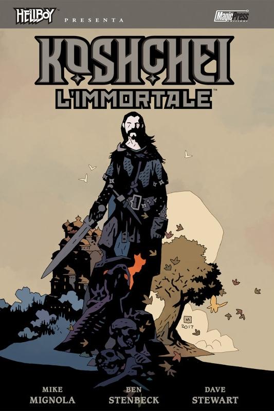 Hellboy presenta: Koshchei l'immortale