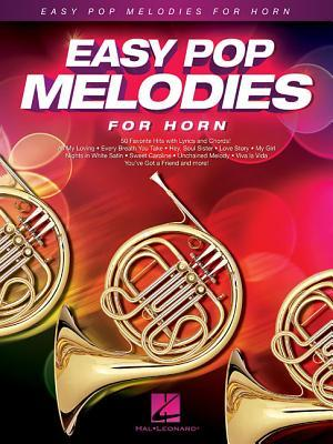 Easy Pop Melodies For Horn