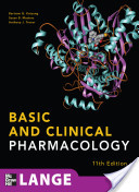 Basic and Clinical Pharmacology, 11th Edition