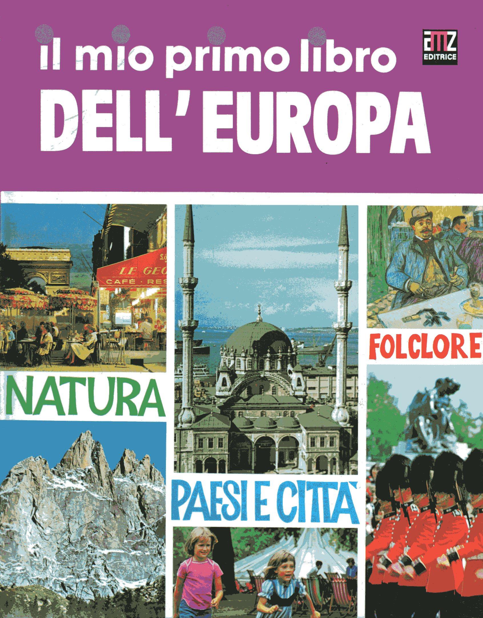 Il mio primo libro dell'Europa