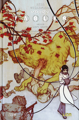 Fables deluxe vol. 4