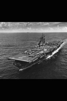 USS Shangri-La (CV-38) US Navy Aircraft Carrier Journal