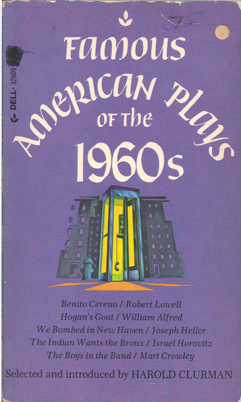 Famous American Plays of the 1960s