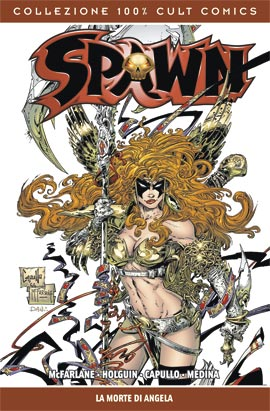 Spawn: La morte di Angela