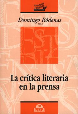 La crítica literaria en la prensa