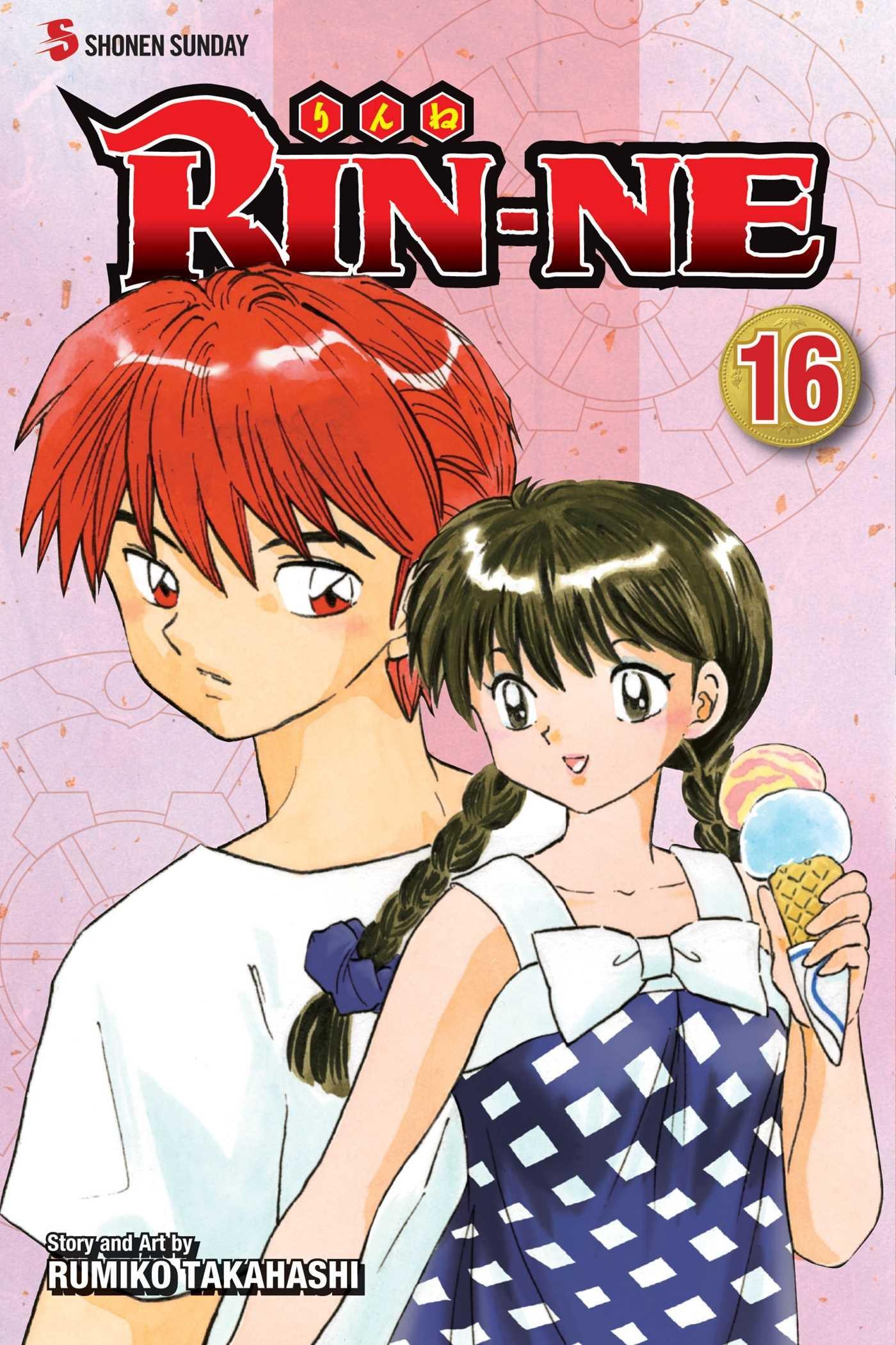 Rin-Ne, Vol. 16