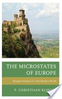 The Microstates of Europe