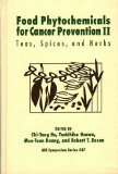 Food phytochemicals for cancer prevention II