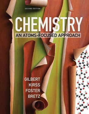 Chemistry an Atoms-focused Approach 2W with Ebook and Smartworks