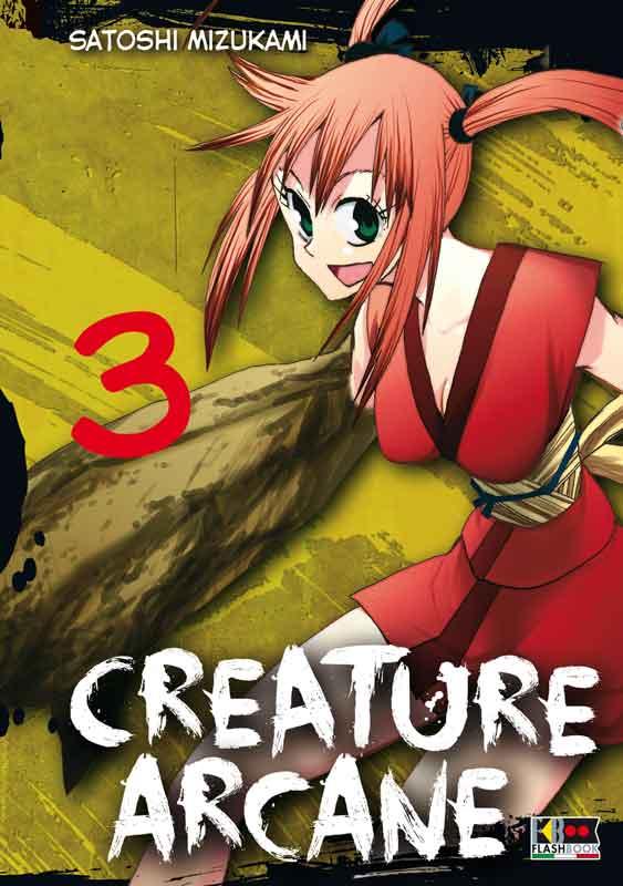 Creature arcane vol. 3