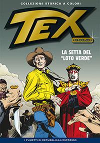 Tex collezione storica a colori Gold n. 18