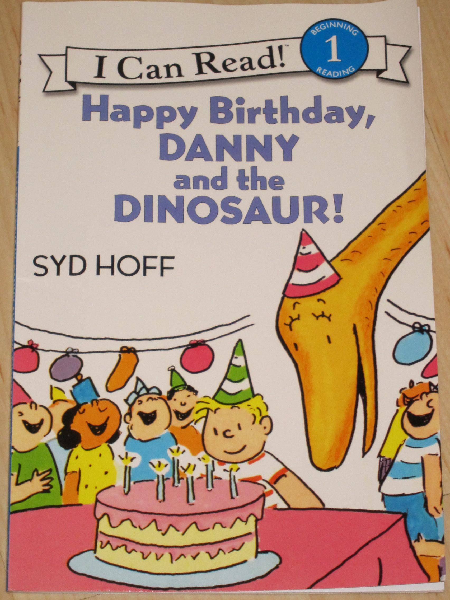 Happy Birthday, Dann...