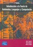 Introduccion a la Teoria de Automatas, Lenguajes y Computacion