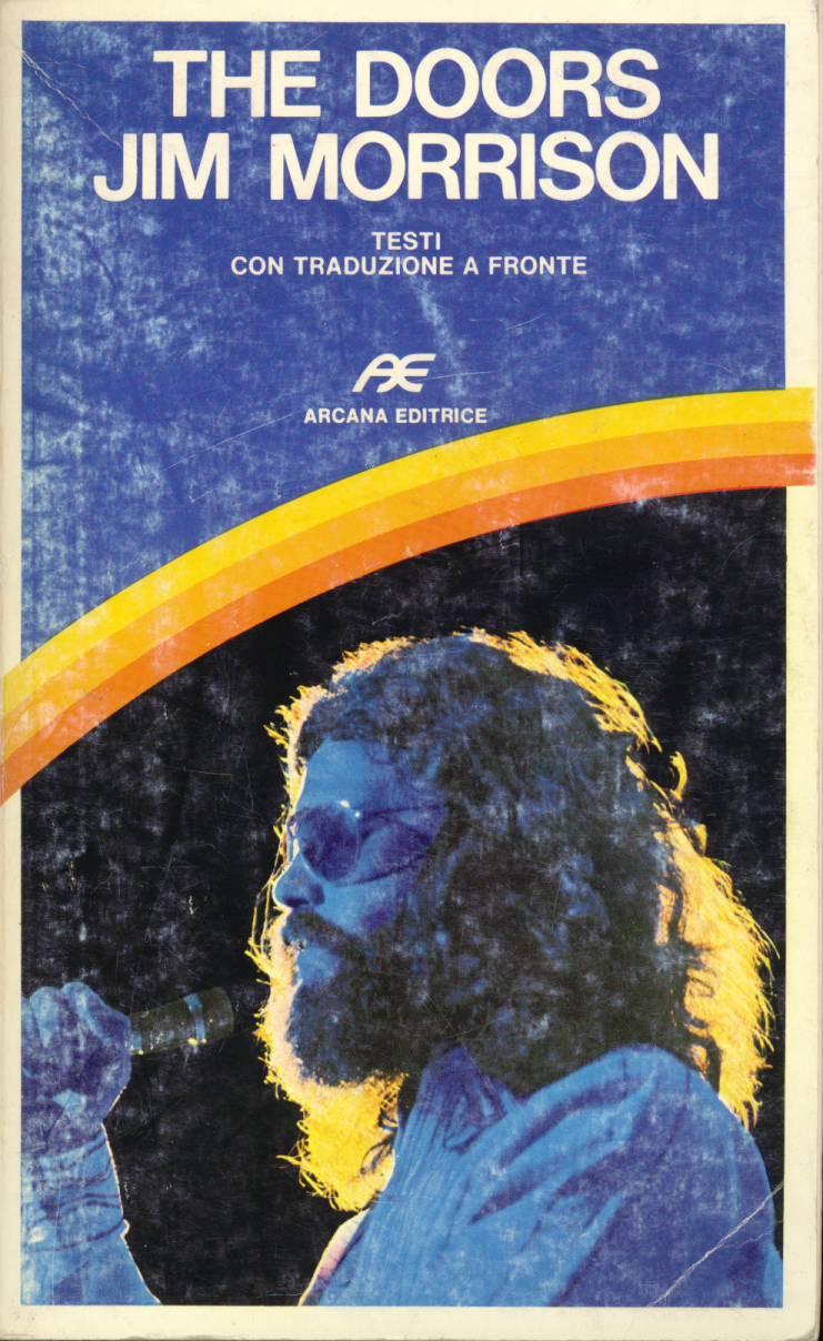 The Doors Jim Morris...