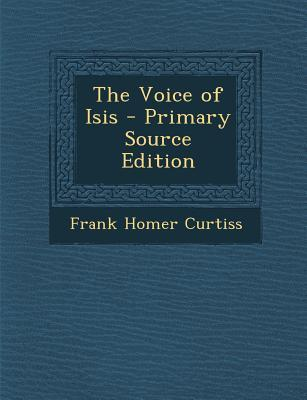 The Voice of Isis