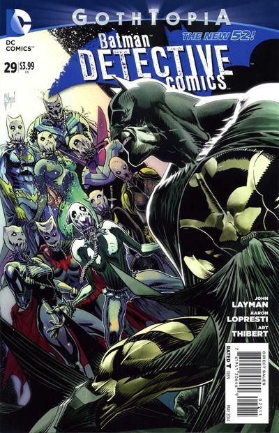Detective Comics Vol.2 #29