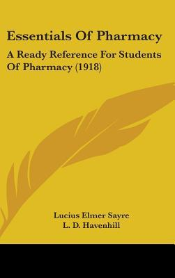 Essentials of Pharmacy