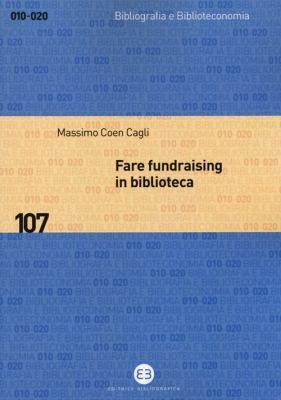 Fare fundraising in biblioteca