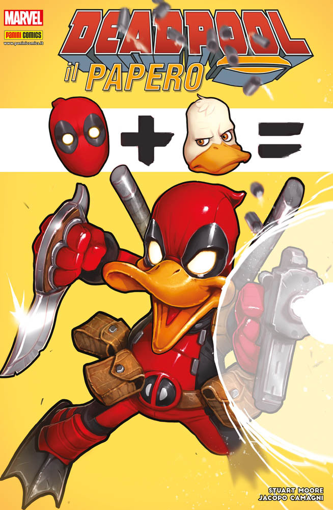 Deadpool Il Papero