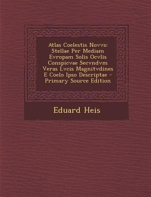 Atlas Coelestis Novvs