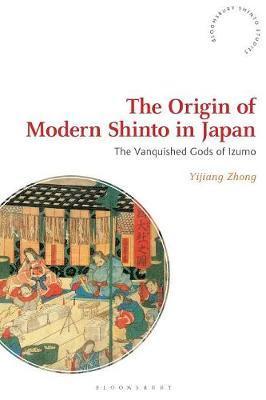 The Origin of Modern Shinto in Japan