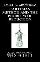 Cartesian Method and the Problem of Reduction