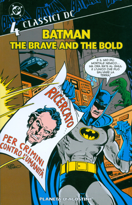 Batman the Brave and...