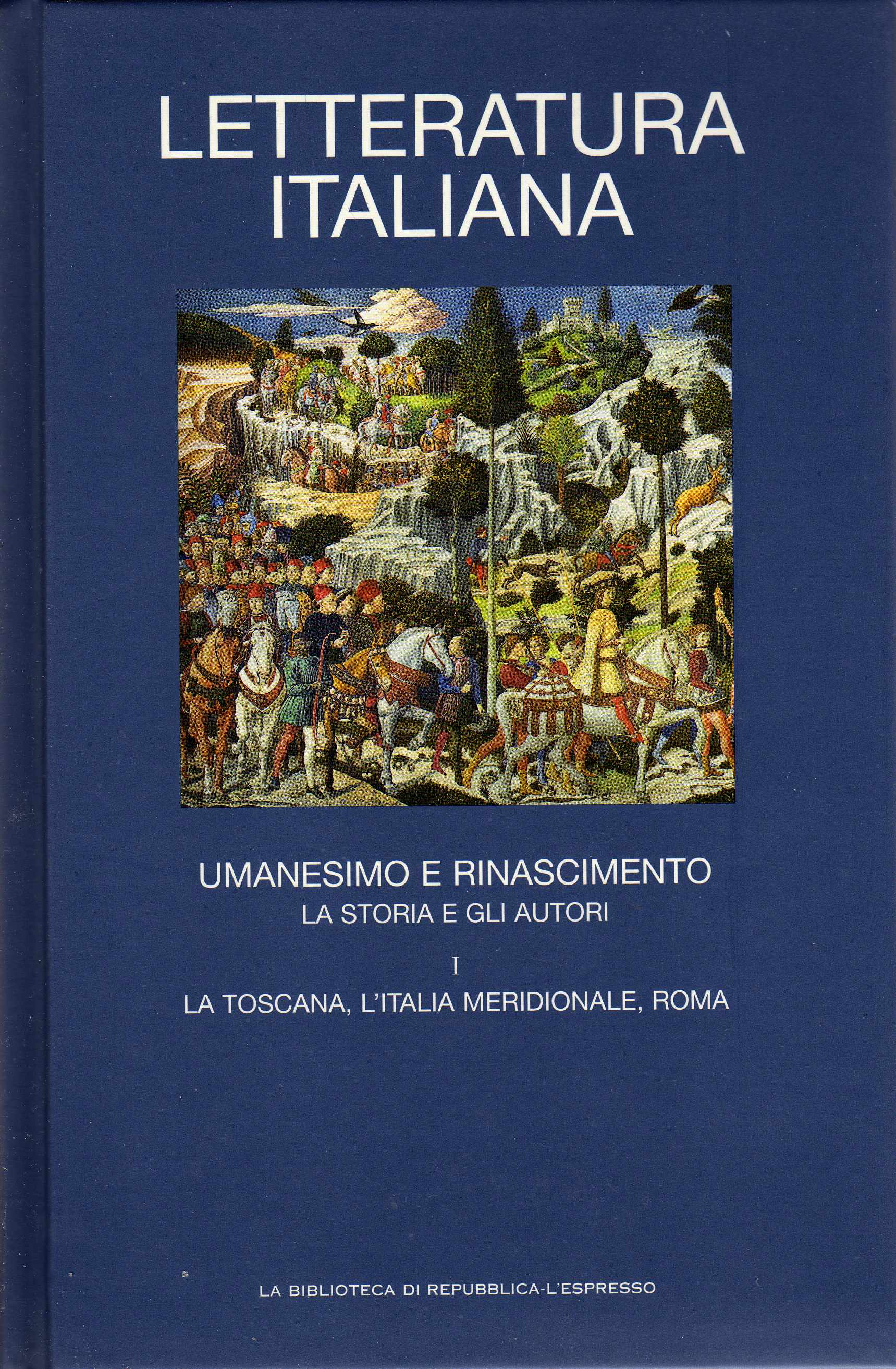 Letteratura italiana - Vol. 3