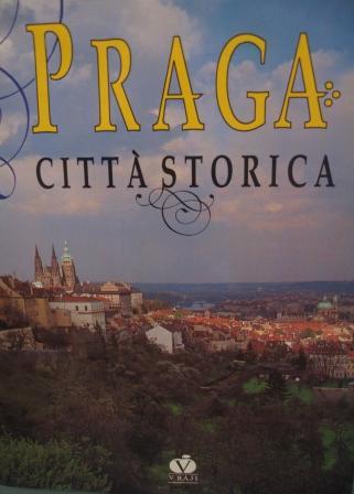 Praga città storica