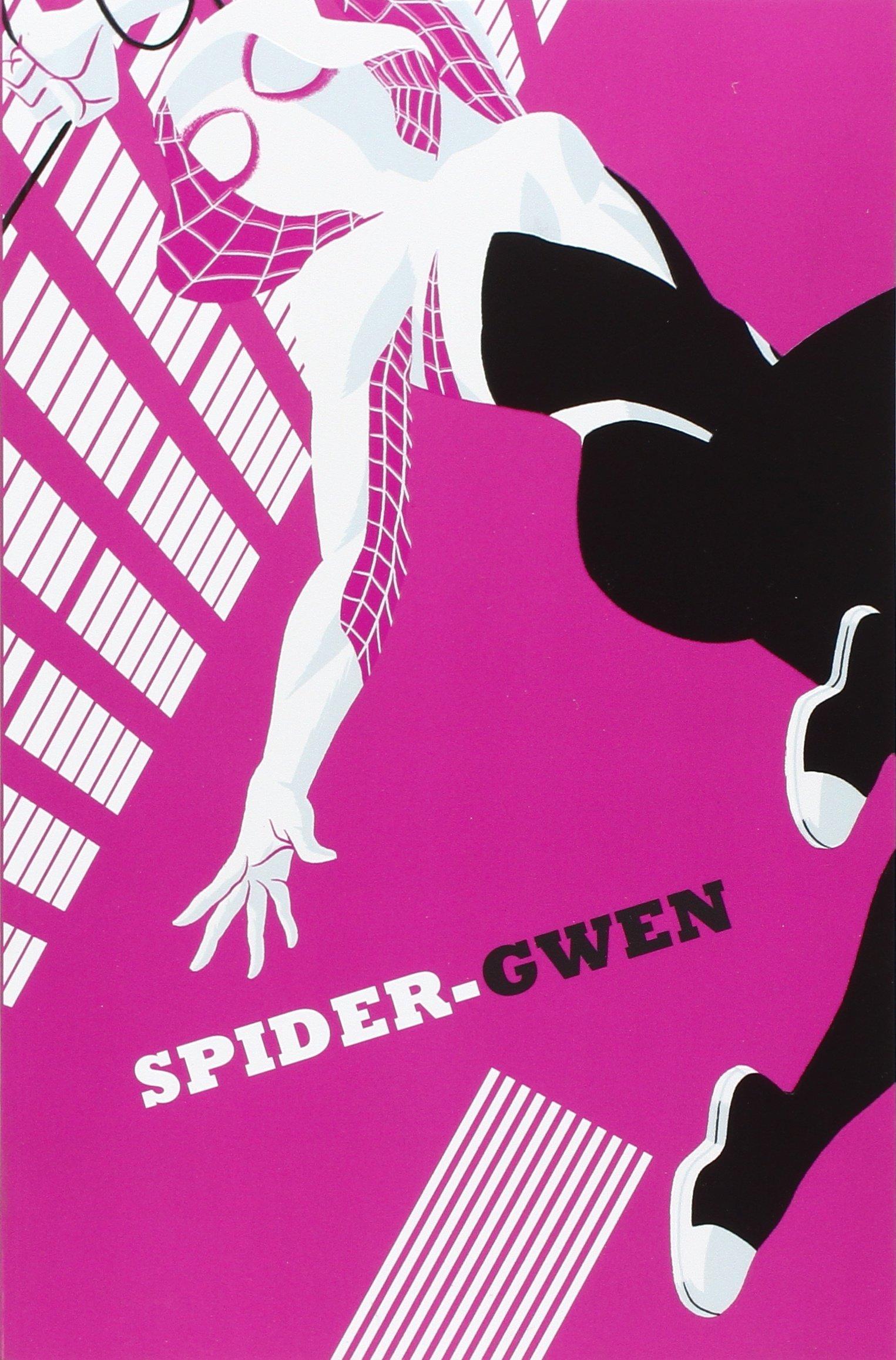 Spider-Gwen #1 - Variant FX