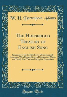 The Household Treasury of English Song