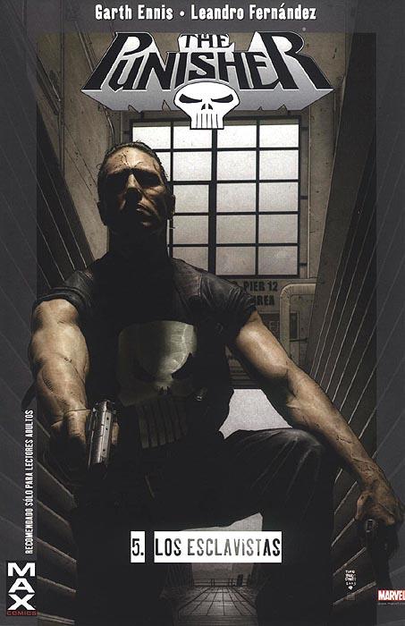 Max: Punisher #5