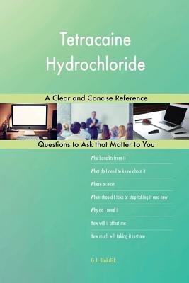 Tetracaine Hydrochloride