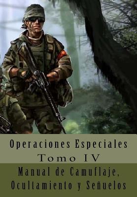 Manual De Camuflaje, Ocultamiento Y Señuelos