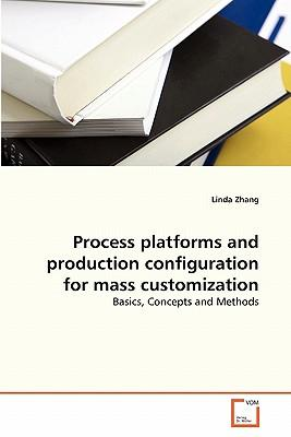 Process platforms and production configuration for mass customization