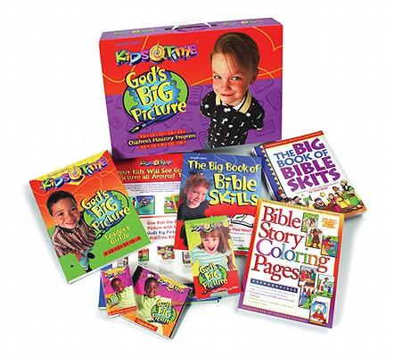 Kidstime God's Big Picture Kit