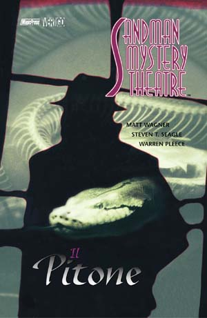Sandman Mystery Theatre (vol.09)