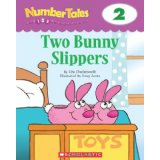 Two Bunny Slippers