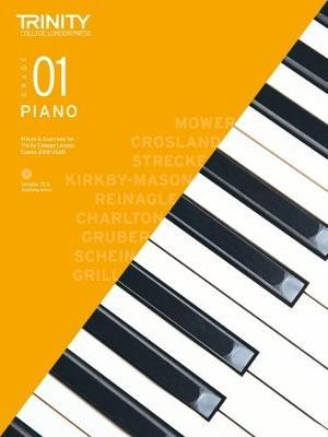 Trinity College London Piano Exam Pieces & Exercises 2018-2020 Grade 1 (with Free Audio CD)