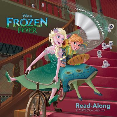 Frozen fever. Read-along con CD
