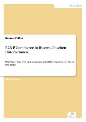 B2B E-Commerce in österreichischen Unternehmen