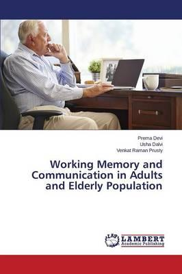 Working Memory and Communication in Adults and Elderly Population