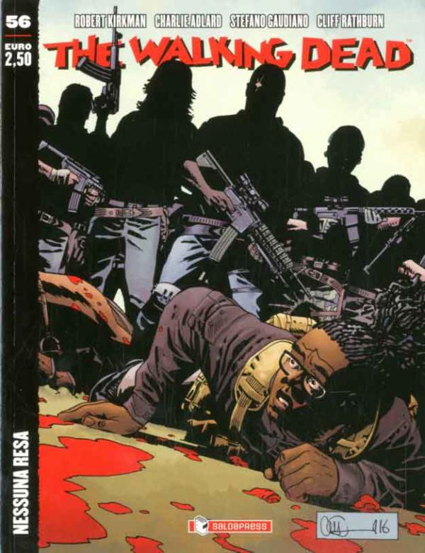 The Walking Dead n. 56