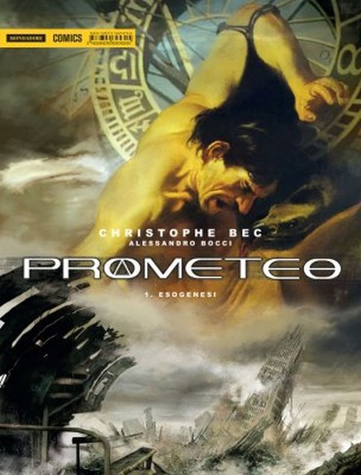 Prometeo vol. 1: Esogenesi