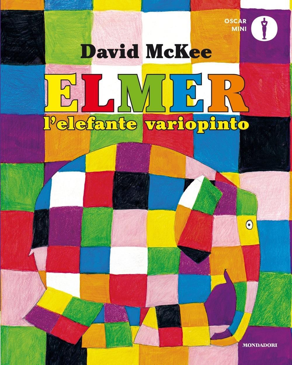 Elmer l'elefante var...